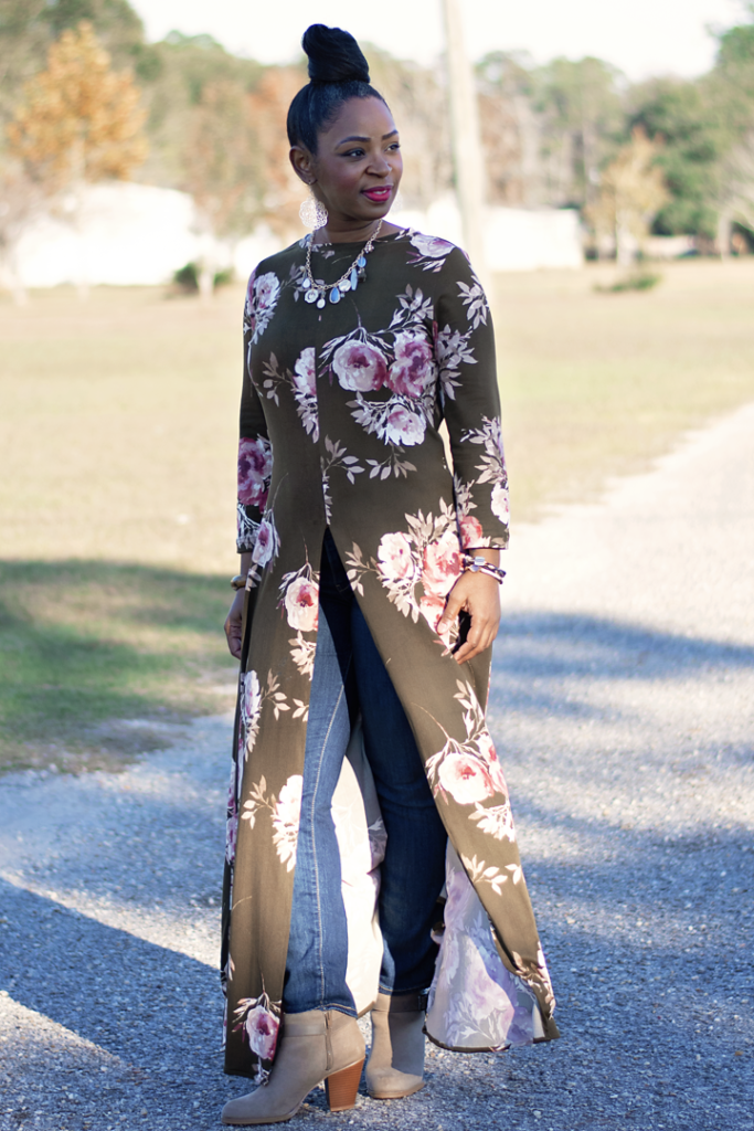 Picture of  Mesha of Keamesha for the 2019 Day and Night Dress Challenge bloggers&  vloggers